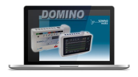 DOMINO Software, SOMNOscreen, SOMNO HD, Auswertung, Polysomnographie, PSG,