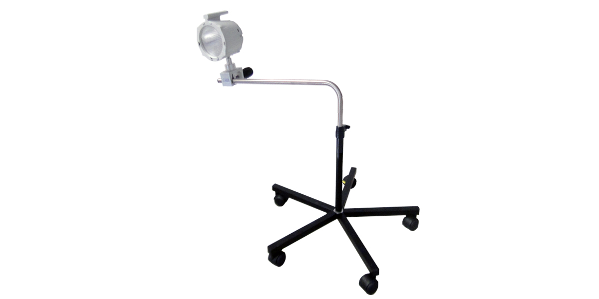 With the optional strobe light you can also use the SOMNOscreen for Epilepsy testing.