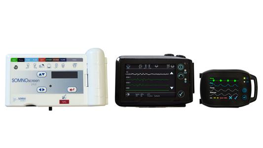 Ein Vergleich der Kardiologiegeräte von SOMNOmediocs