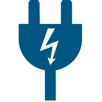 Powersupply icon_blau