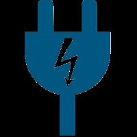 Powersupply icon_blau