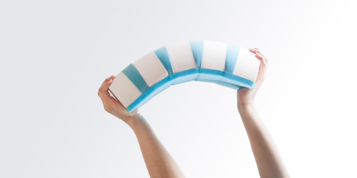 Polster Deluxe für die RLV-Weste, Rückenlage Verhinderungsweste