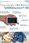 The SOMNOscreen HD brochure is one of many brochures you can find on SOMNOmedics download page
