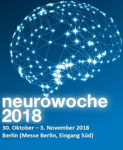 SOMNOmedics Neurowoche 2018 - come and find all your neurological diagnostic products at our SOMNOmedics stand.