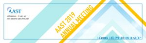 AAST Annual Meeting SOMNOmedics booth 104