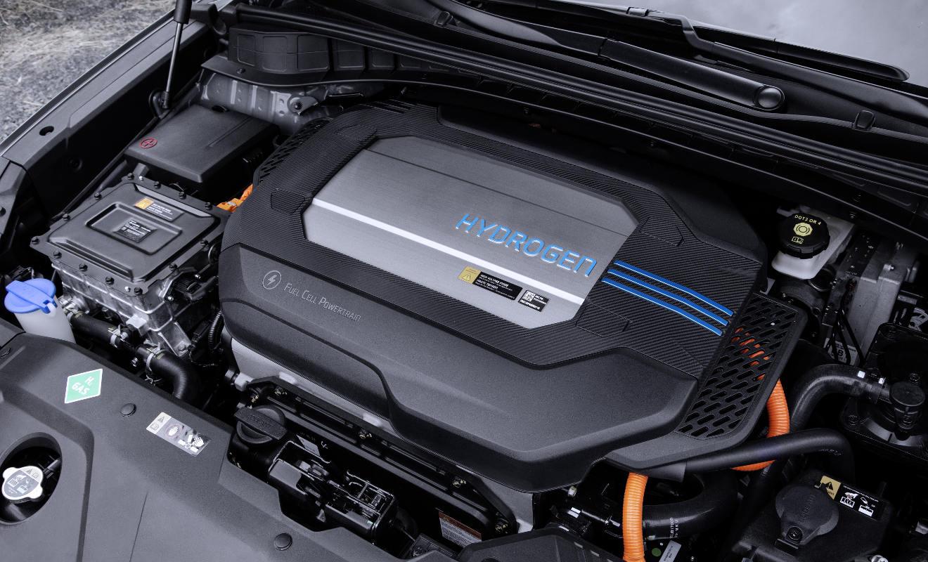 Wasserstoff Auto bei SOMNOmedivs