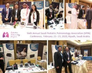 Saudi Pediatric Pulmonology Association Conference