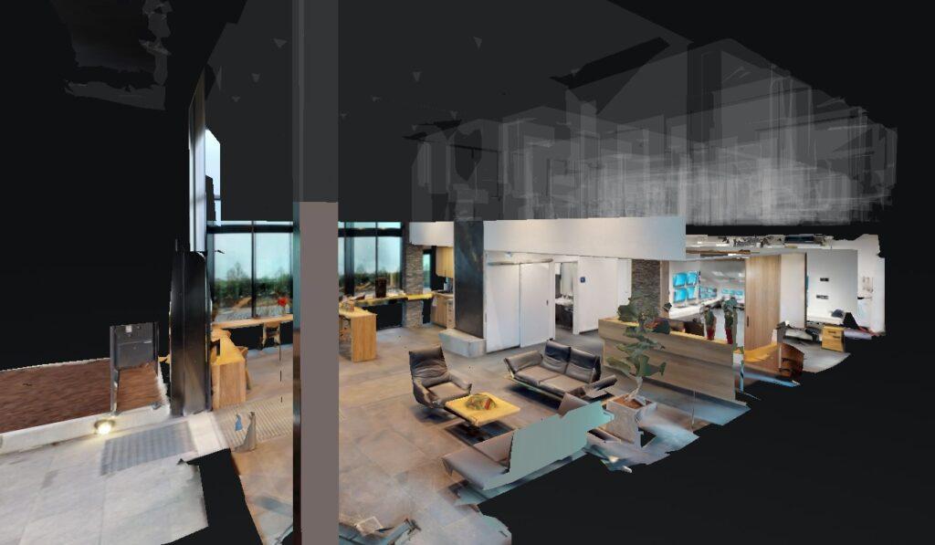 Technology highlights meet modern architecture