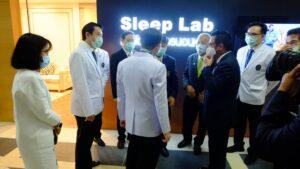 new sleep lab