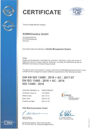 QMS-Certificate